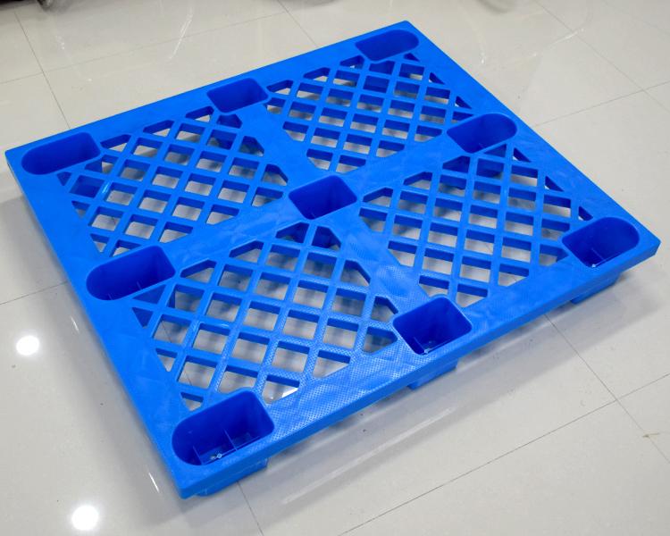 九脚网格塑料托盘厂家