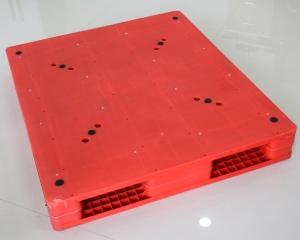 双面平板塑料托盘