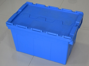 斜插式物流箱